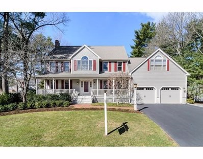17 Whitney Ave, Westwood, MA 02090 - MLS#: 72293281