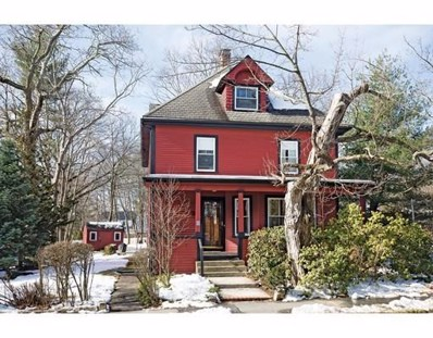 28 Eliot Avenue, Newton, MA 02465 - MLS#: 72293289