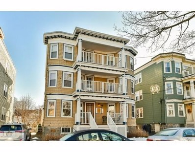 18 Verdun St UNIT 1, Boston, MA 02124 - MLS#: 72293323