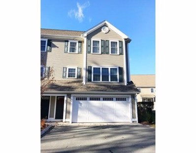 1284 County St. UNIT 31, Attleboro, MA 02703 - MLS#: 72293684