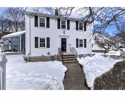 105 Westmoor Rd, Boston, MA 02132 - MLS#: 72293879