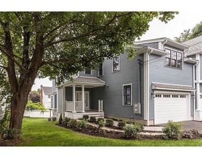 6 Bates Road UNIT #1, Winchester, MA 01890 - MLS#: 72294118
