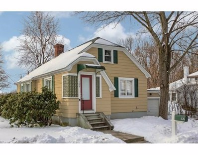 142 Buttrick Ave, Fitchburg, MA 01420 - MLS#: 72294543