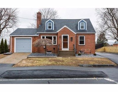 156 Lyman St, South Hadley, MA 01075 - MLS#: 72294992
