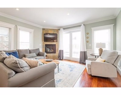 34 Emerson St UNIT 1, Boston, MA 02127 - MLS#: 72295079