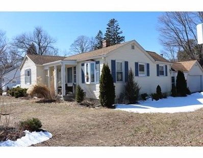87 Powder Mill Rd, Southwick, MA 01077 - MLS#: 72295148