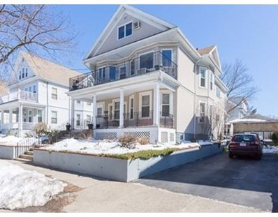 21 Everett Street, Arlington, MA 02474 - MLS#: 72295691