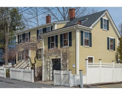 4 Commercial Street, Marblehead, MA 01945 - MLS#: 72295748