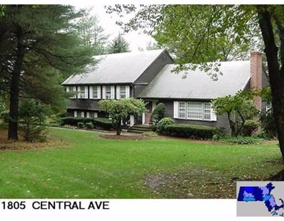 1805 Central Avenue, Needham, MA 02492 - MLS#: 72295835