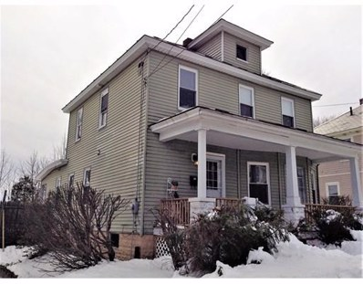 21 Fairbanks St, Fitchburg, MA 01420 - MLS#: 72296077