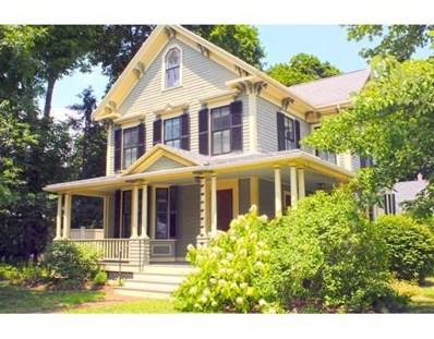184 Hubbard St, Concord, MA 01742 - MLS#: 72296095