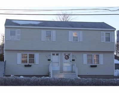 532-534 Chickering Road, North Andover, MA 01845 - MLS#: 72296289