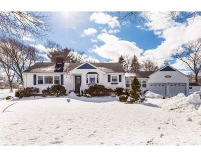 333 Granite St, Braintree, MA 02184 - MLS#: 72296420
