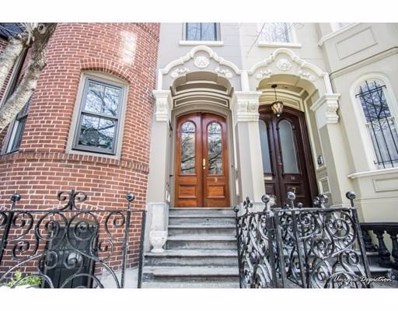 9 Rutland Square UNIT 1, Boston, MA 02118 - MLS#: 72296551