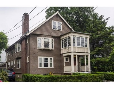 35 Gorham Ave UNIT 2, Brookline, MA 02445 - MLS#: 72296870