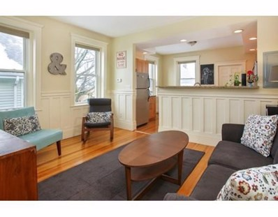16 School Lane UNIT 2, Watertown, MA 02472 - MLS#: 72296971