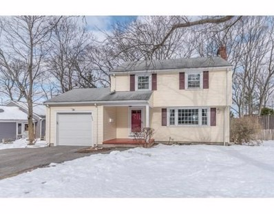 286 Hunting Rd, Needham, MA 02494 - MLS#: 72297030