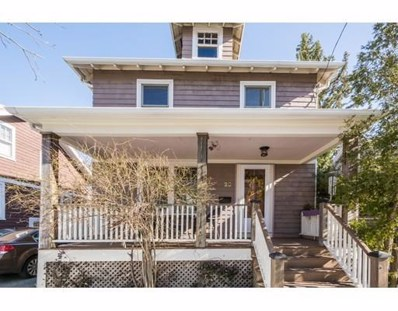 20 Willow Avenue, Quincy, MA 02170 - MLS#: 72297066