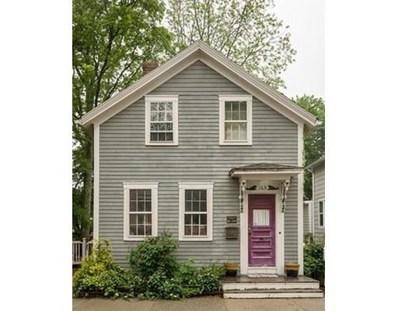 163 Ash St, New Bedford, MA 02740 - MLS#: 72297119