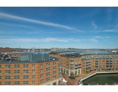357 Commercial St UNIT 815, Boston, MA 02109 - MLS#: 72297240