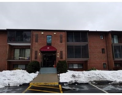 221 Oak Street UNIT 11, Brockton, MA 02301 - MLS#: 72297307