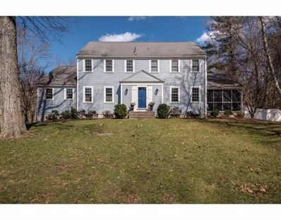 37 Oldfield Drive, Sherborn, MA 01770 - MLS#: 72297413