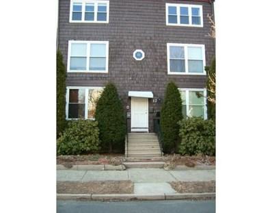 17 Herschel Street UNIT 1, Lynn, MA 01902 - MLS#: 72297473