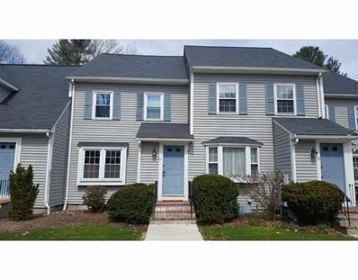 61 Village St UNIT 61, Easton, MA 02375 - MLS#: 72297481