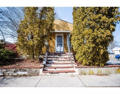 411 North St, New Bedford, MA 02740 - MLS#: 72297603