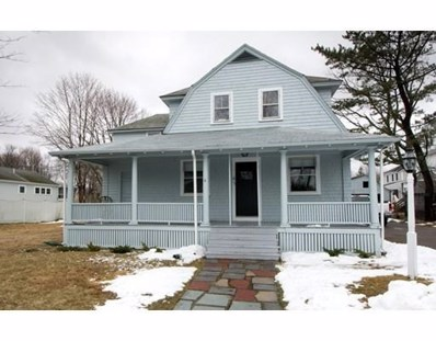 6 Pondview Ave, Scituate, MA 02066 - MLS#: 72297694