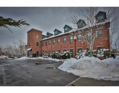 25 Pond St UNIT 208, Amesbury, MA 01913 - MLS#: 72297764