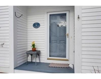 58 Stratford Ridge UNIT 58, Mashpee, MA 02649 - MLS#: 72297853