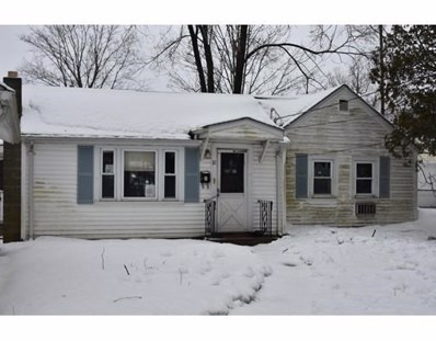 81 Perry Ave, Stoughton, MA 02072 - MLS#: 72297908