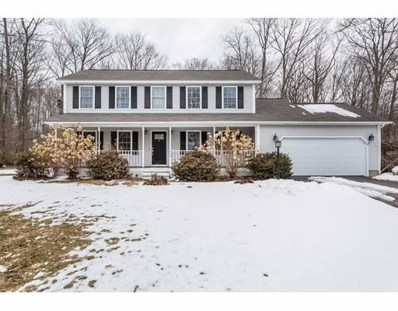556 Woodland Way, Russell, MA 01071 - MLS#: 72298007