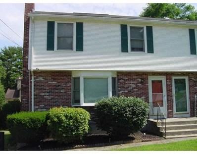 51 Residential Ln UNIT 51, Blackstone, MA 01504 - MLS#: 72298056