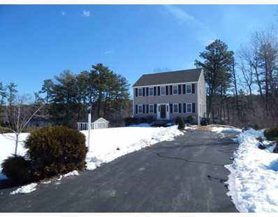 120 Long Duck Pond Rd, Plymouth, MA 02360 - MLS#: 72298418