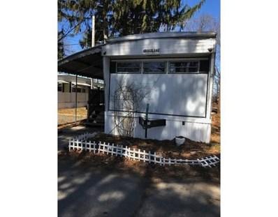 1346 Newport Ave UNIT B17, Attleboro, MA 02703 - MLS#: 72298598