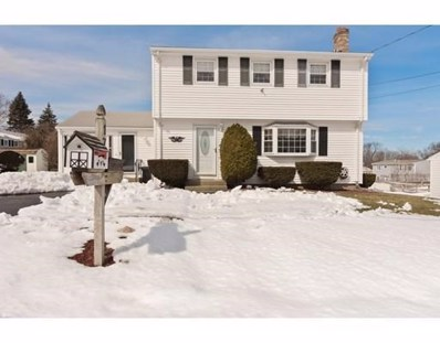 17 Highet Ave, Woburn, MA 01801 - MLS#: 72298659