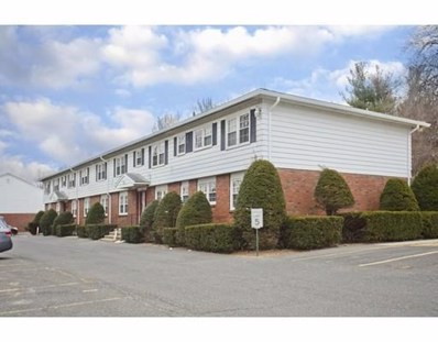 267 Chicopee St UNIT 8, Chicopee, MA 01013 - MLS#: 72298769