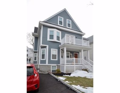 152 Powder House Blvd UNIT 2, Somerville, MA 02144 - MLS#: 72299010