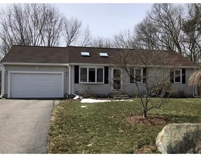 34 Jonathan Way, Taunton, MA 02780 - MLS#: 72299059