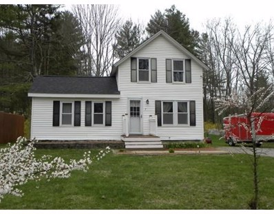 7 Wallace Ct, Oxford, MA 01537 - MLS#: 72299180