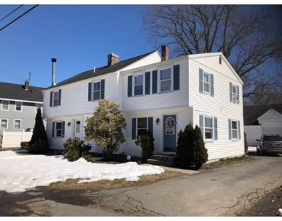 34 Clarendon St UNIT 34, North Andover, MA 01845 - MLS#: 72299224