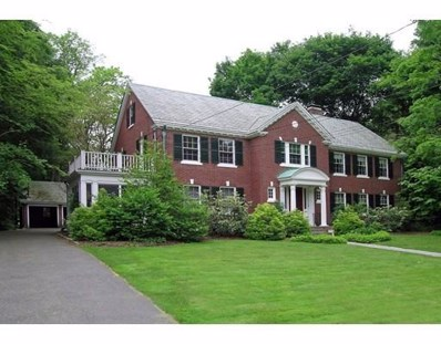 100 Pine Ridge Rd, Newton, MA 02468 - MLS#: 72299368