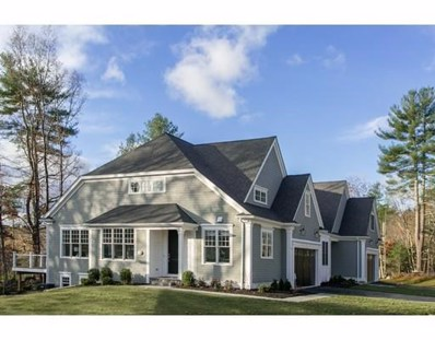 81 Garrison Way UNIT 4, Carlisle, MA 01741 - MLS#: 72299464