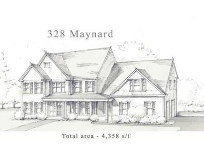 328 Maynard Road, Sudbury, MA 01776 - MLS#: 72299808