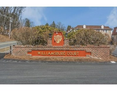 2 Williamsburg Ct UNIT 24, Shrewsbury, MA 01545 - MLS#: 72299944