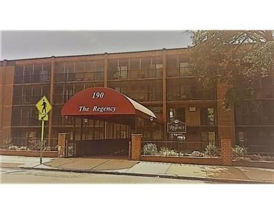 190 High Street UNIT 311, Medford, MA 02155 - MLS#: 72300197