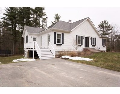 725 Yellow Hill Road, Fall River, MA 02722 - MLS#: 72300330