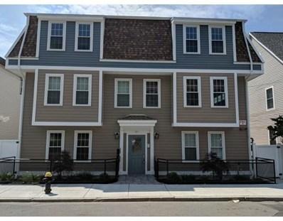 49 Leyden Street UNIT 1, Boston, MA 02128 - MLS#: 72300353